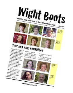 Wight Boots June 07