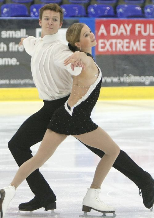 Robert Paxton and Erica Risseeuw